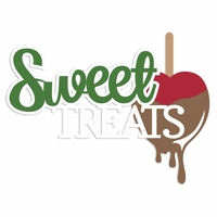 Apple Pie: Sweet Treats Laser Die Cut