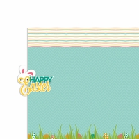 April: Easter 2 Piece Laser Die Cut Kit