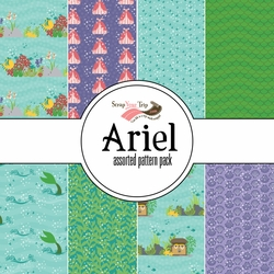 Ariel Assorted 12 x 12 Paper Pack