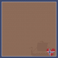 Around the World: Norway 12 x 12 Paper