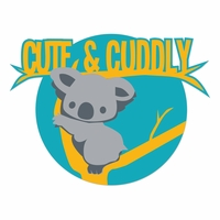 Australia: Cute and Cuddly Laser Die Cut