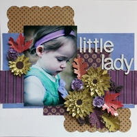 Autumn Splendor by Best Creations layout # 1-<font color=red><b>NOT FOR SALE</b></font>