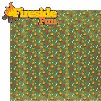 Back To Nature: Fireside Fun 2 Piece Laser Die Cut Kit