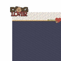 Bark: Dog Lover 2 Piece Laser Die Cut Kit