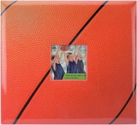 Basketball 12 x 12 Scrapbook Album