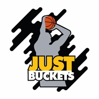 Basketball: Just Buckets Laser Die Cut