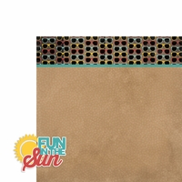 Beachy Keen: Fun in the Sun 2 Piece Laser Die Cut Kit