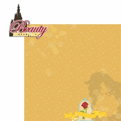 Belle: Beauty Found 2 Piece Laser Die Cut