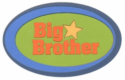 Big Brother Laser Die Cut