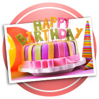 Birthday and Event Scrapbooking