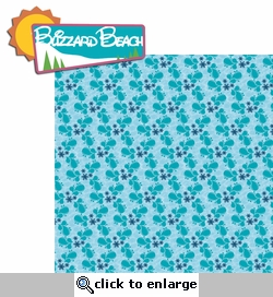 Blizzard: Blizzard Beach 2 Piece Laser Die Cut Kit
