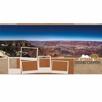 Breathtaking Grand Canyon 2 Page Layout Kit