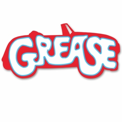 Broadway: Grease Laser Die Cut