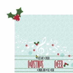 2SYT Buddy the Elf: Christmas Cheer 2 Piece Laser Die Cut Kit