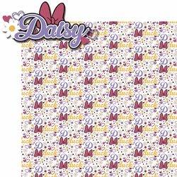 Buncha Character: Daisy 2 Piece Laser Die Cut Kit