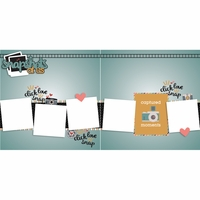 Camera 2 Page Layout Kit