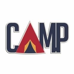 Camp: Camp Laser Die Cut