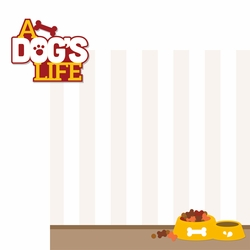 CatDog: A Dog's Life 2 Piece Laser Die Cut Kit