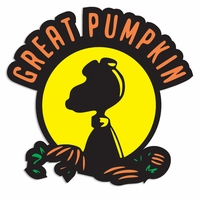 Charlie Brown: Great Pumpkin Laser Die Cut