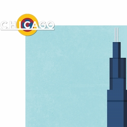 Chicago: Chicago 2 Piece Laser Die Cut Kit