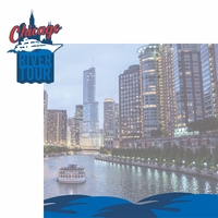 Chicago: River Tour 2 Piece Laser Die Cut Kit