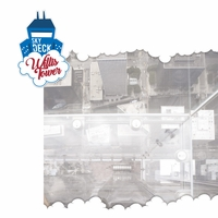 Chicago: Willis Tower 2 Piece Laser Die Cut Kit