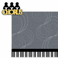 Chorus: Chorus 2 Piece Laser Die Cut Kit