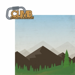 Climb 2 Piece Laser Die Cut Kit