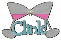 Clink! Laser Die Cut