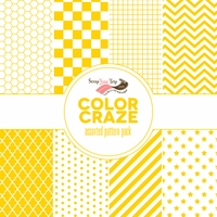 Color Craze Assorted Pattern Pack - Yellow