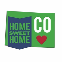 Colorado Travels:  CO Home Sweet Home Laser Die Cut