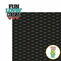 Cousins: Fun Lovin' 2 Piece Laser Die Cut Kit