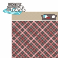 Cozy: Cuddle 2 Piece Laser Die Cut Kit