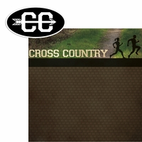 Cross Country: CC 2 Piece Laser Die Cut Kit