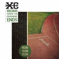 Cross Country: XC Begins 2 Piece Laser Die Cut Kit