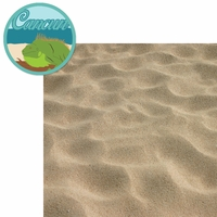 Cruise Destinations: Cancun 2 Piece Laser Die Cut Kit
