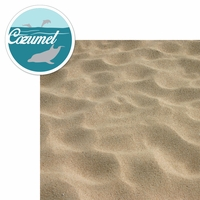 Cruise Destinations: Cozumel 2 Piece Laser Die Cut Kit