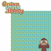 Curious Little Monkey: Curious Little Monkey 2 Piece Laser Kit