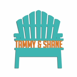 Custom: Custom Beach Chair Laser Die Cut