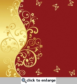 Custom Elegant Background 12 x 12 Paper
