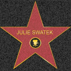 Custom Hollywood Star 12 x 12 Paper