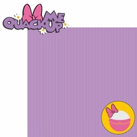 Daisy: Quack Me Up 2 Piece Laser Die Cut Kit