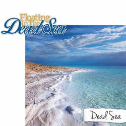 Dead Sea: Dead Sea 2 Piece Laser Die Cut Kit