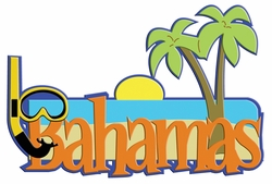 Digital Download: Bahamas Laser Die Cut
