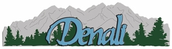 Digital Download: Denali Laser Die Cut
