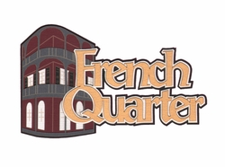 Digital Download: French Quarter Louisiana Metallic Laser Die Cut