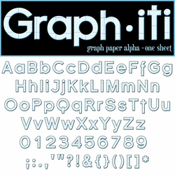 Digital Download: Graph-iti Alpha Set