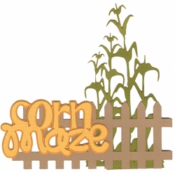 Digital Download: Pick of the Patch: Corn Maze Laser Die Cut
