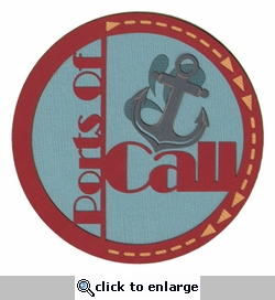 Digital Download: Ports of Call: Ports of Call Die Cut