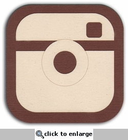 Digital Download: Social Media: Instagram Laser Die Cut